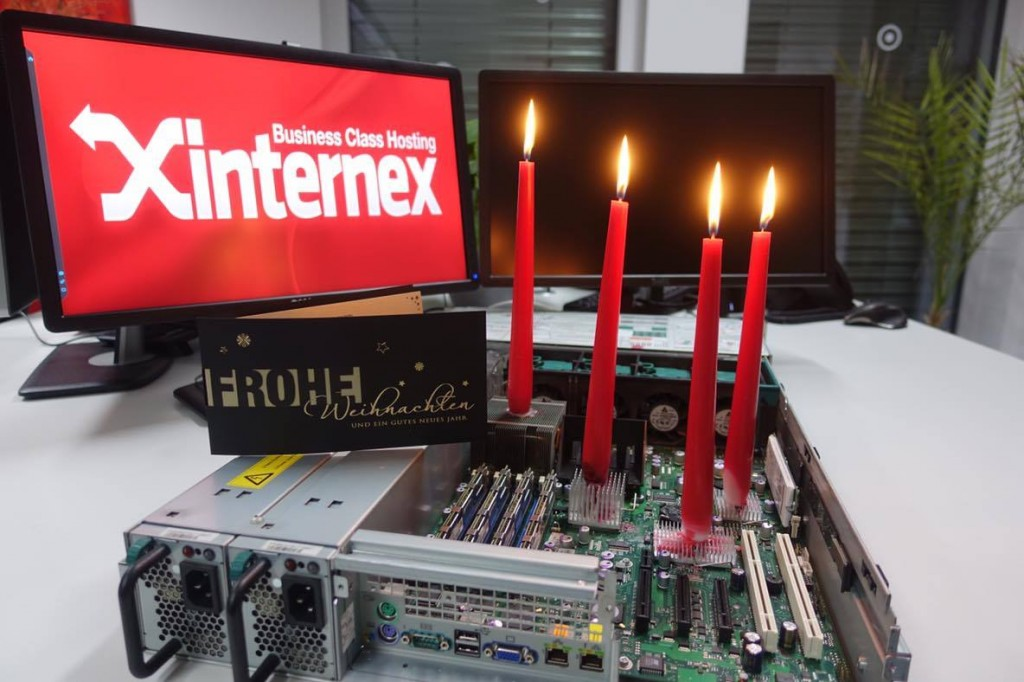 internexServerAdventkranz